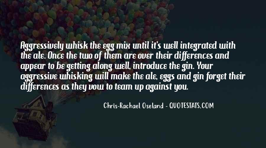 Chris-Rachael Oseland Quotes #1009181