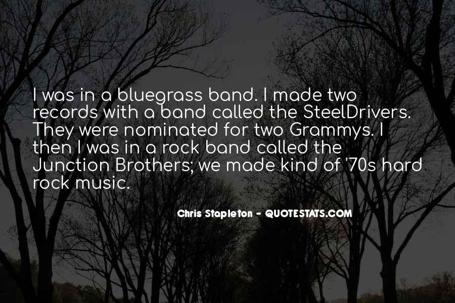 Chris Stapleton Quotes #1097072