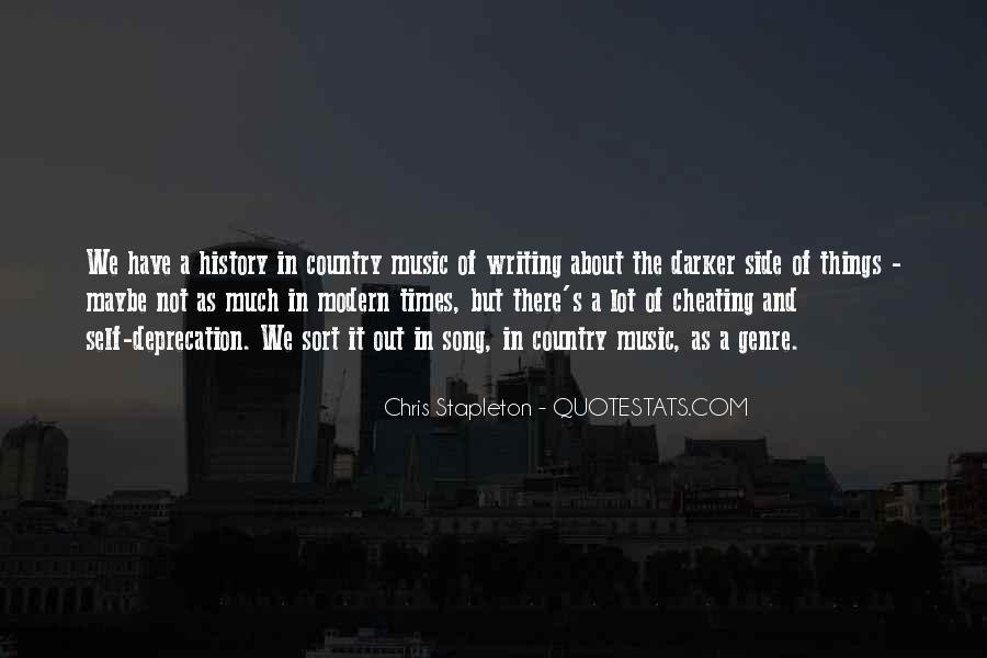 Chris Stapleton Quotes #1114812