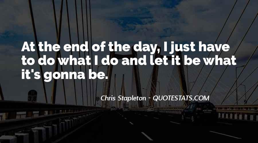 Chris Stapleton Quotes #1152316