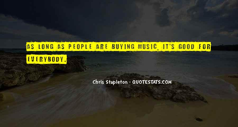 Chris Stapleton Quotes #1817565