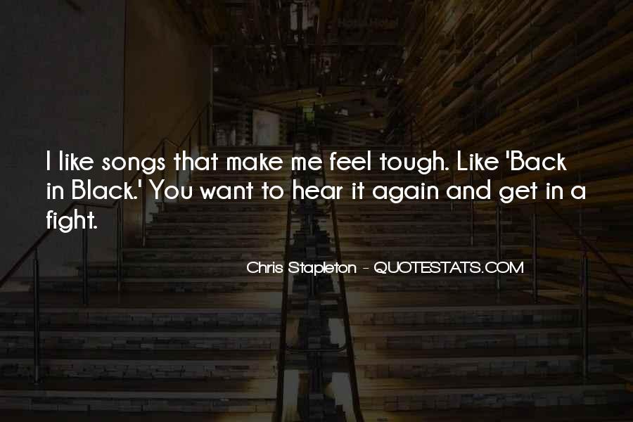 Chris Stapleton Quotes #3320