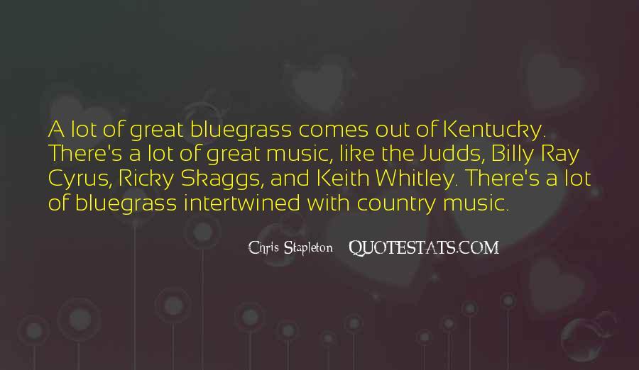 Chris Stapleton Quotes #475415