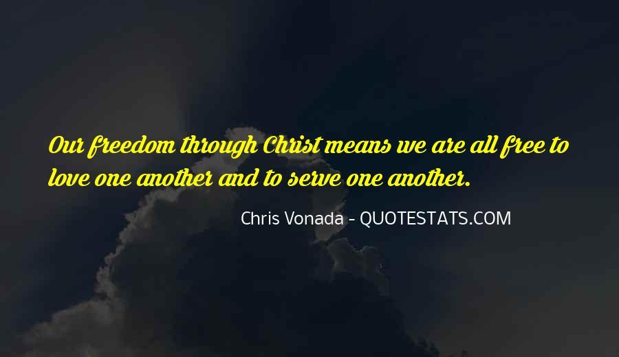 Chris Vonada Quotes #1262118