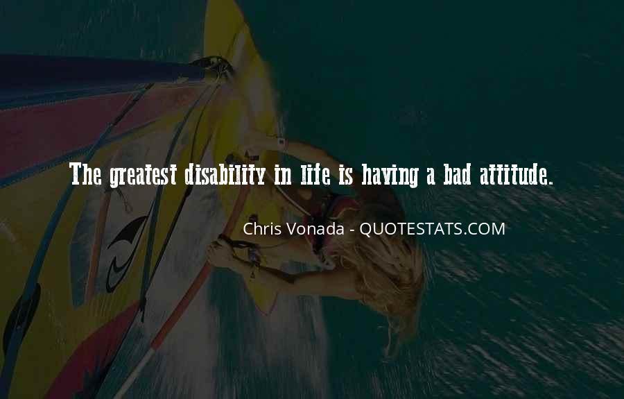Chris Vonada Quotes #1657921