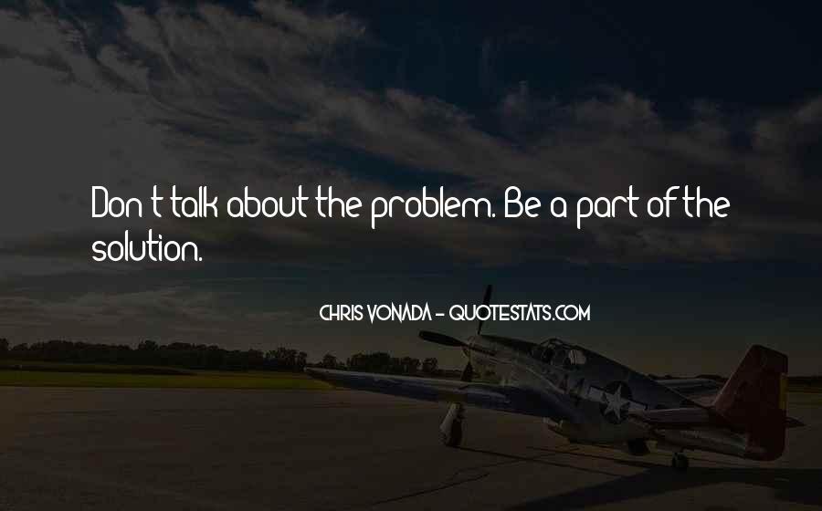Chris Vonada Quotes #56745