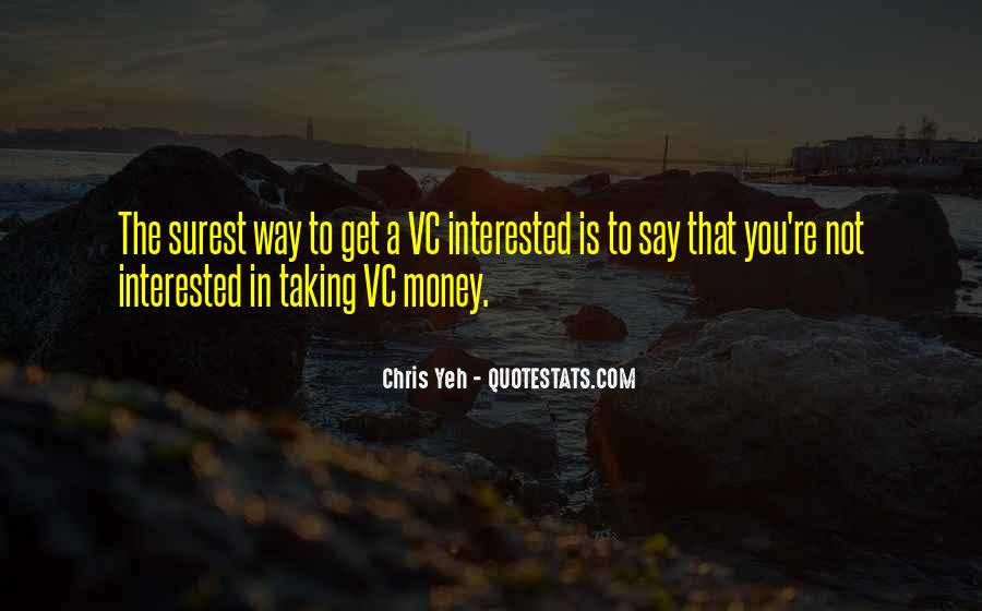 Chris Yeh Quotes #1213358