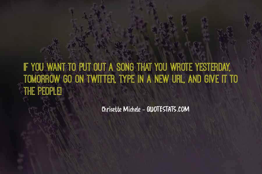Chrisette Michele Quotes #1053969