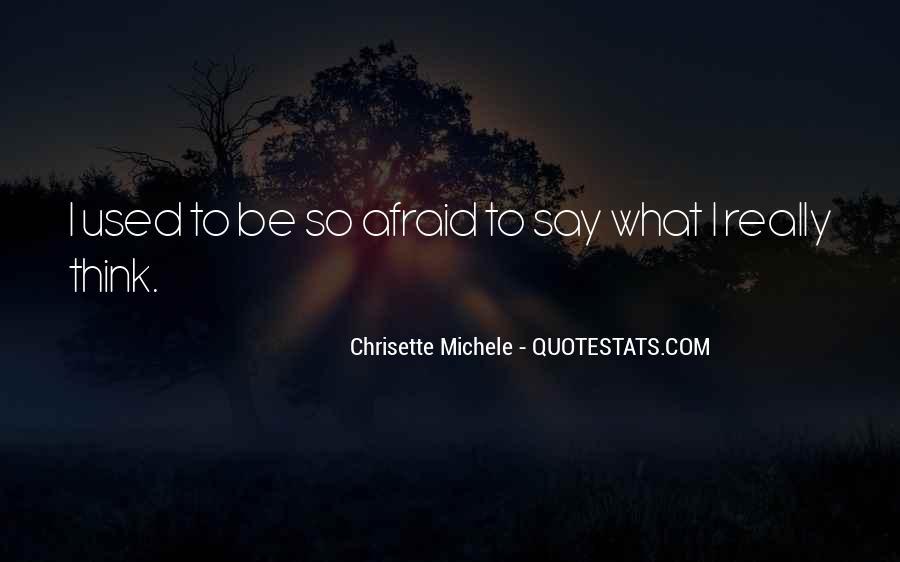 Chrisette Michele Quotes #1523954