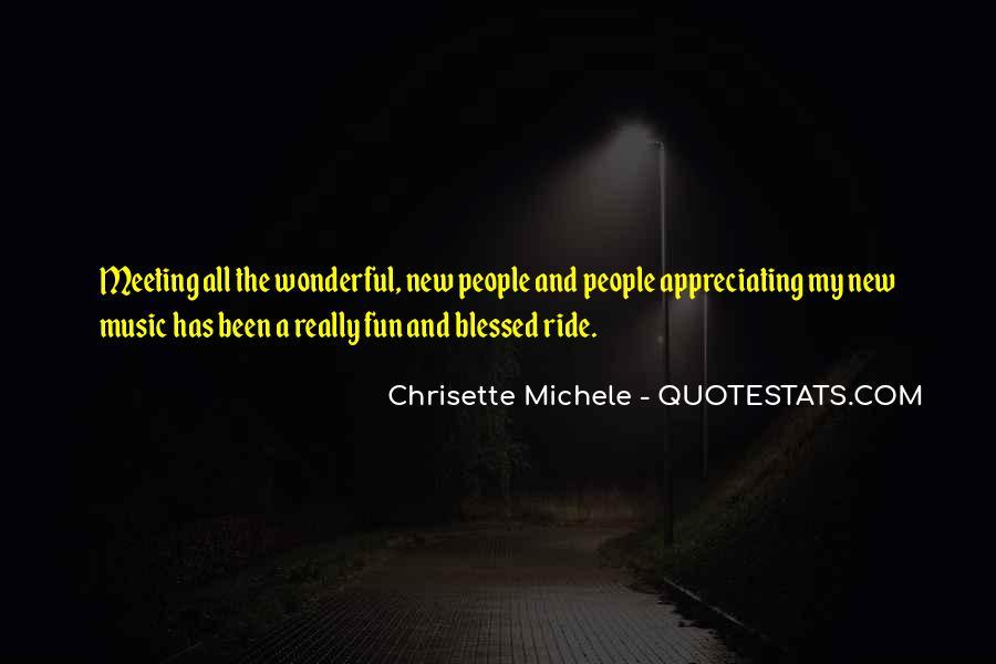 Chrisette Michele Quotes #676681