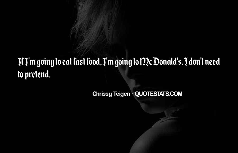 Chrissy Teigen Quotes #287516