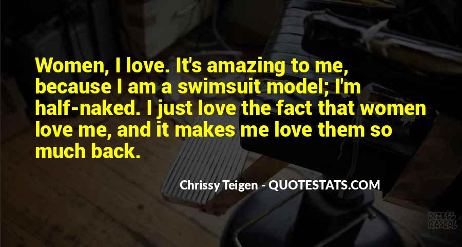 Chrissy Teigen Quotes #373181