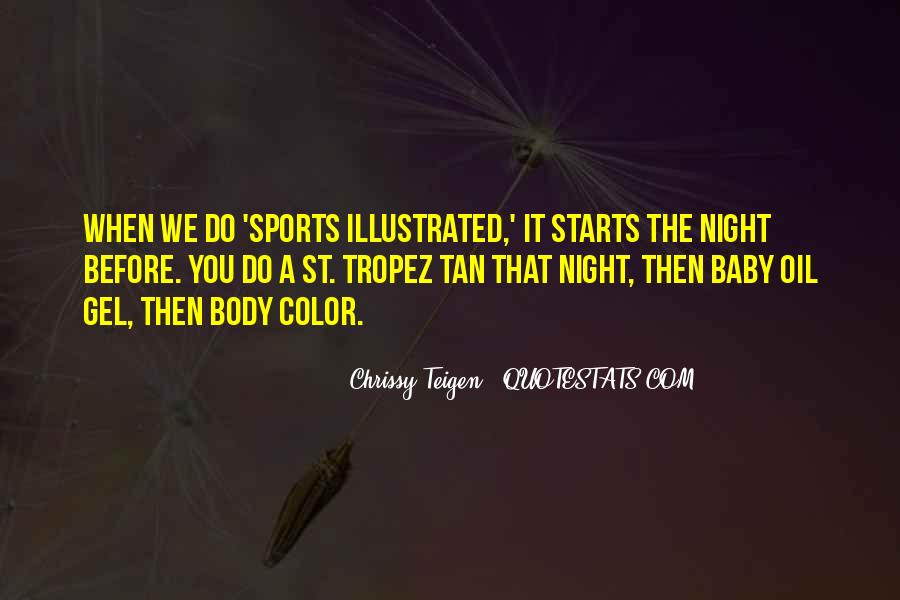 Chrissy Teigen Quotes #512529