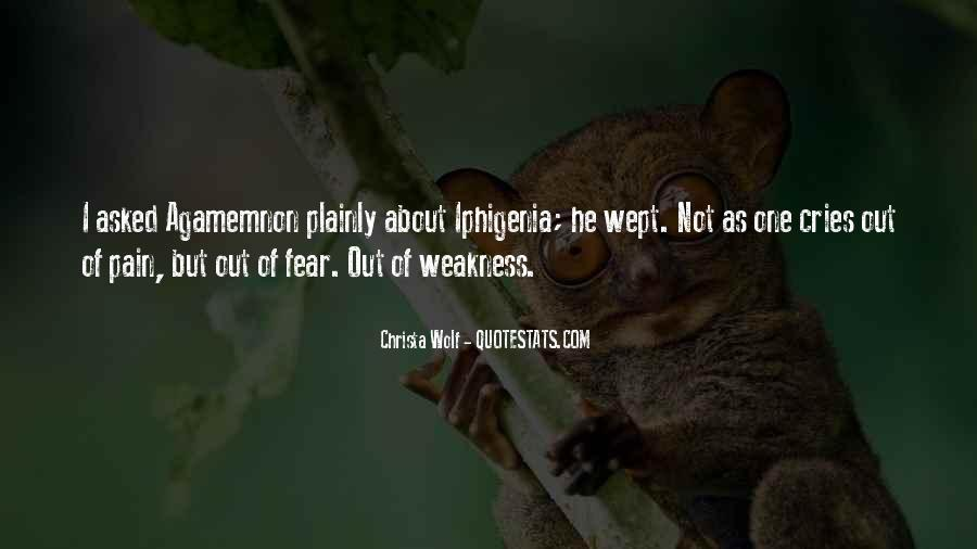 Christa Wolf Quotes #1420476