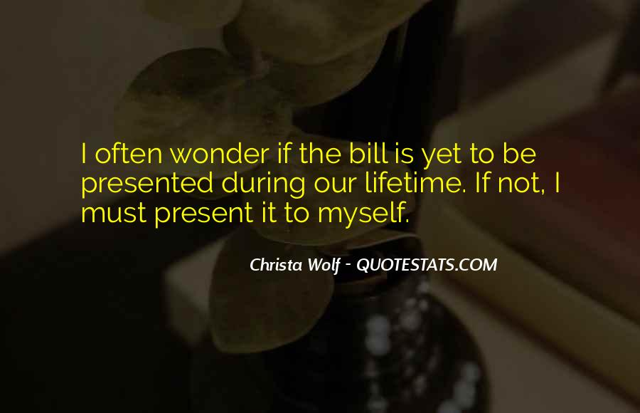 Christa Wolf Quotes #1751363