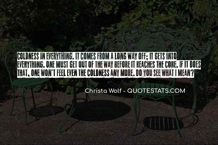 Christa Wolf Quotes #952148