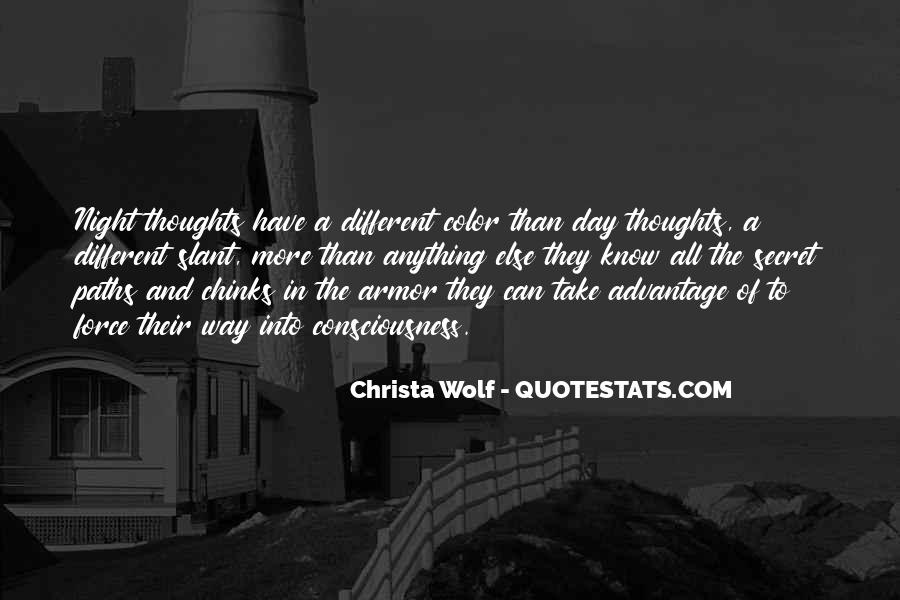 Christa Wolf Quotes #954944