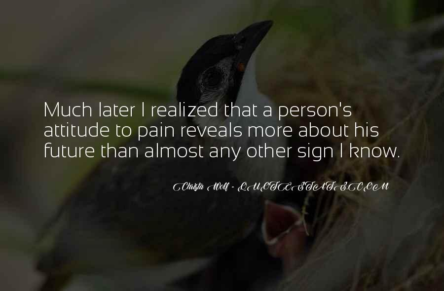 Christa Wolf Quotes #984302