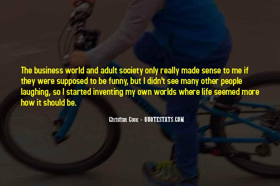 Christian Cook Quotes #965716