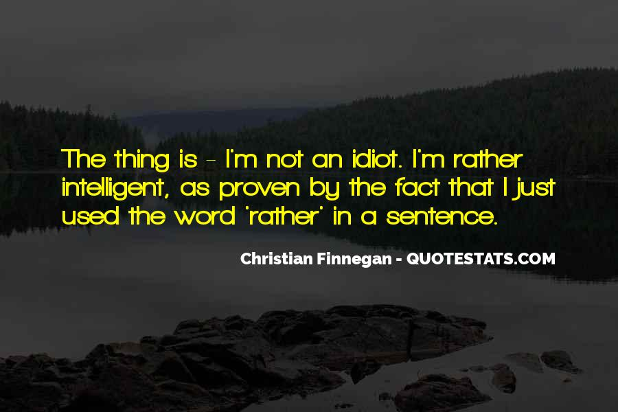 Christian Finnegan Quotes #347293