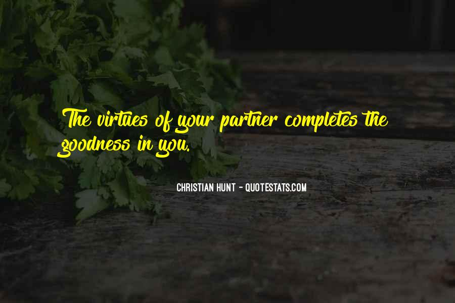 Christian Hunt Quotes #334167