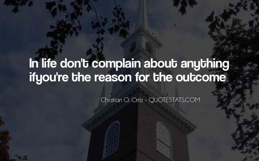 Christian O. Ortiz Quotes #1422606