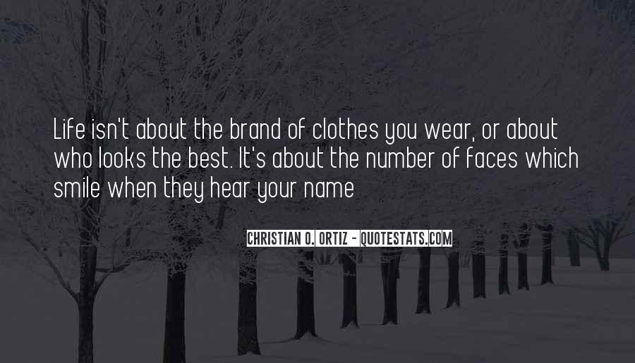 Christian O. Ortiz Quotes #1561938