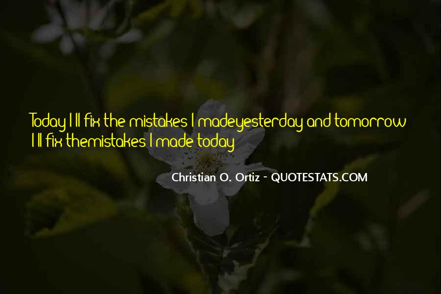 Christian O. Ortiz Quotes #1779369