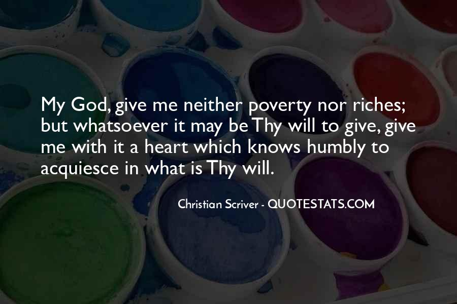 Christian Scriver Quotes #1085679