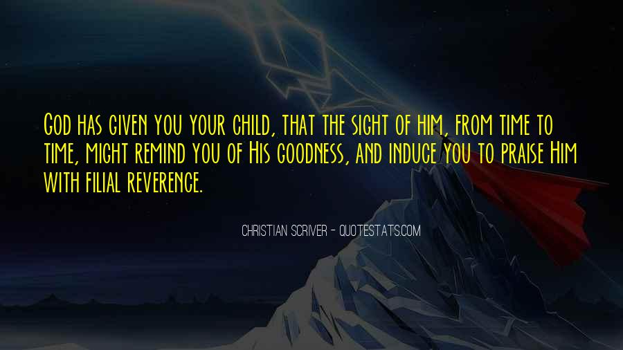 Christian Scriver Quotes #1383714