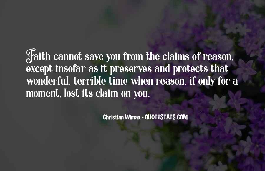 Christian Wiman Quotes #1650395