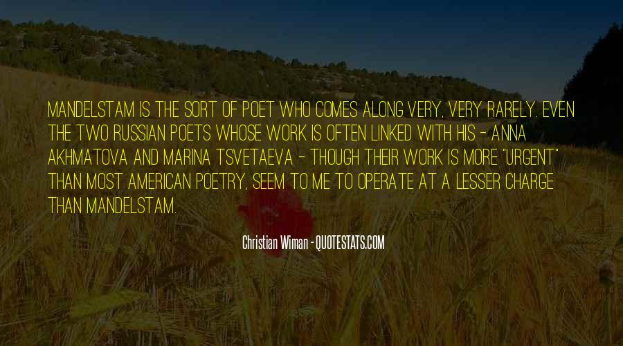 Christian Wiman Quotes #329924