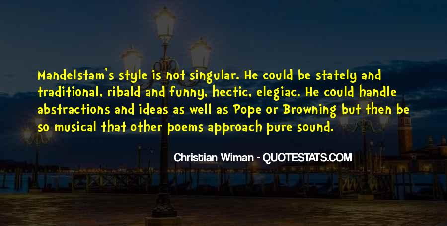 Christian Wiman Quotes #774618