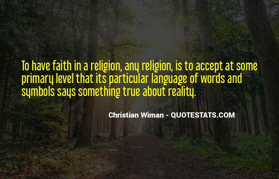 Christian Wiman Quotes #95528
