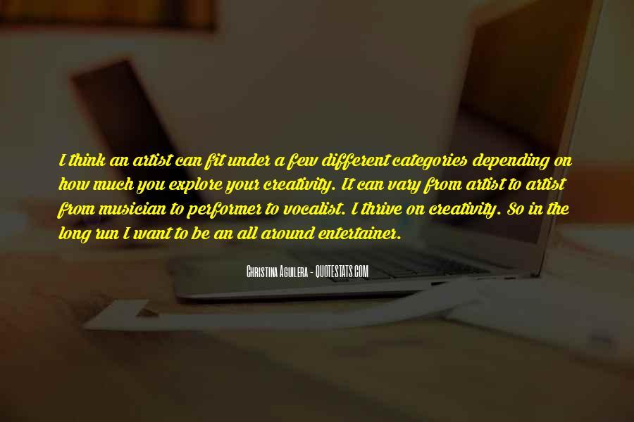 Christina Aguilera Quotes #1158697
