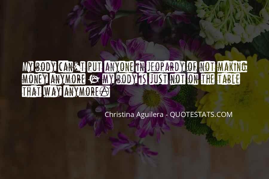 Christina Aguilera Quotes #1268714