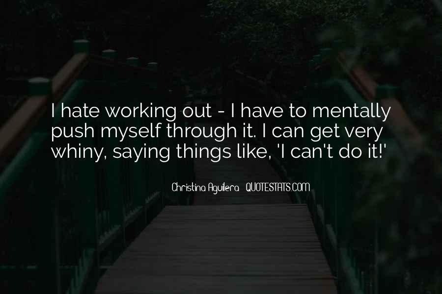 Christina Aguilera Quotes #1328064