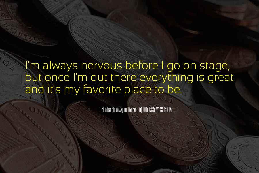 Christina Aguilera Quotes #1340769
