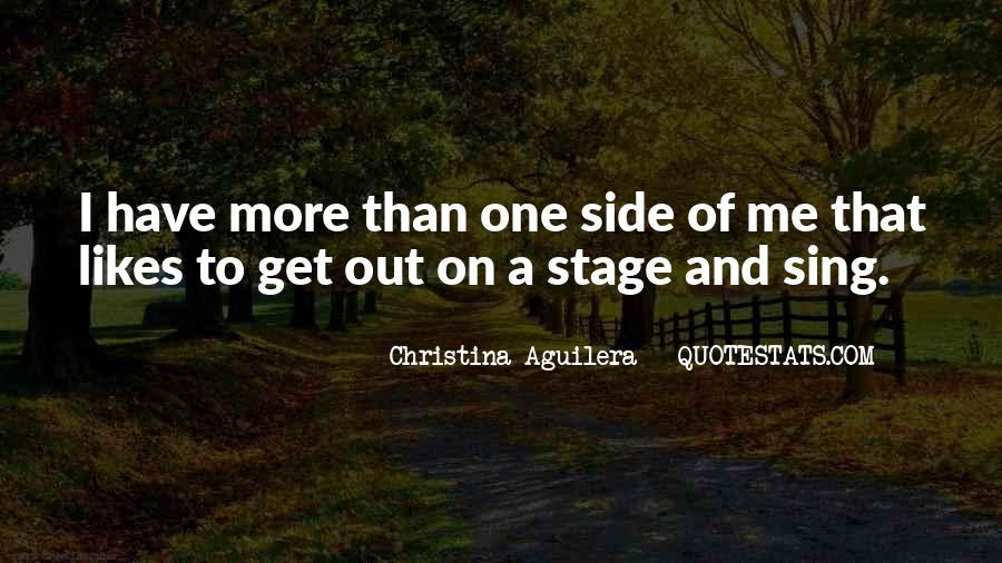 Christina Aguilera Quotes #1356752