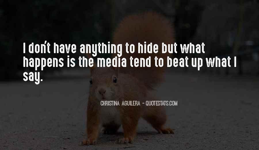 Christina Aguilera Quotes #1369860