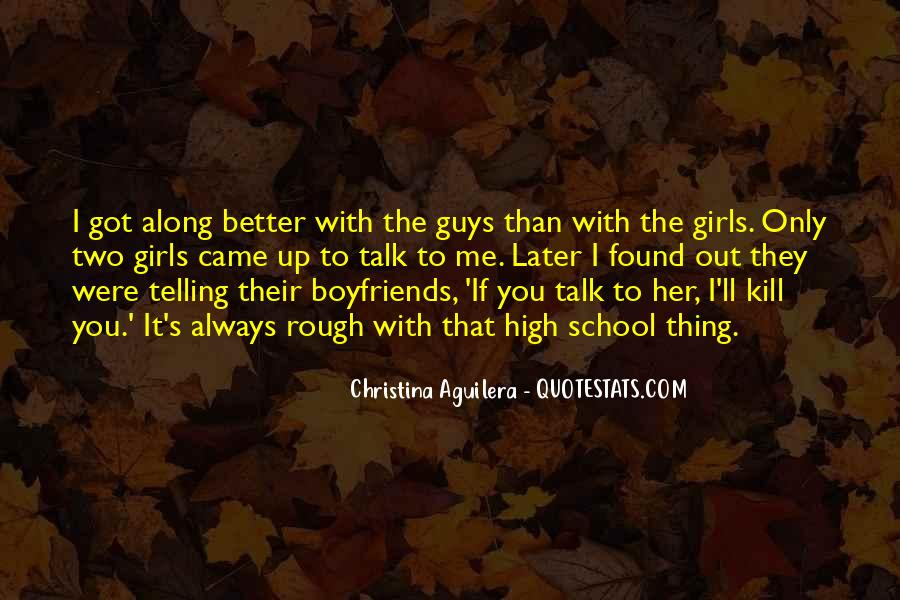 Christina Aguilera Quotes #1381689