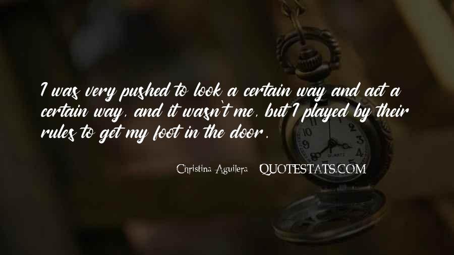 Christina Aguilera Quotes #1413684