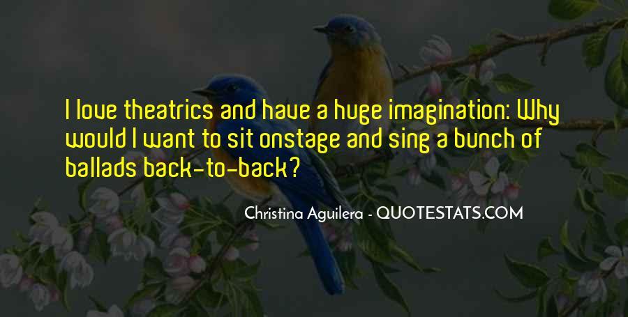 Christina Aguilera Quotes #1446235