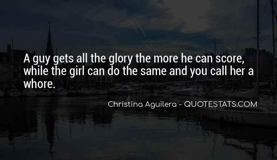 Christina Aguilera Quotes #1620686