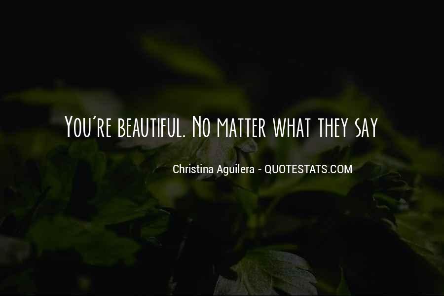 Christina Aguilera Quotes #1645586