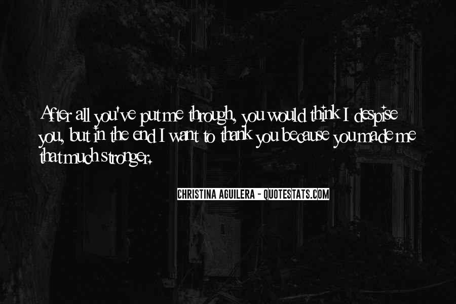 Christina Aguilera Quotes #1647896