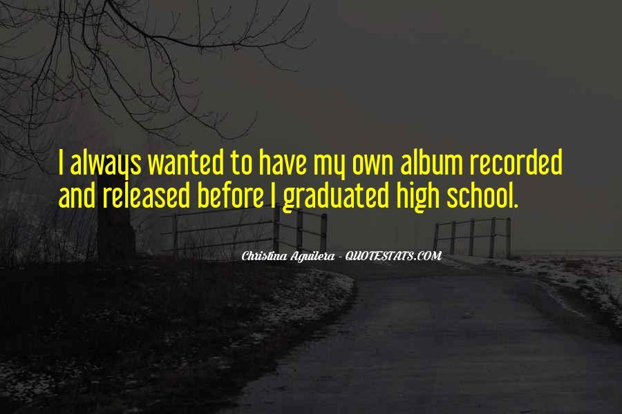 Christina Aguilera Quotes #1691879