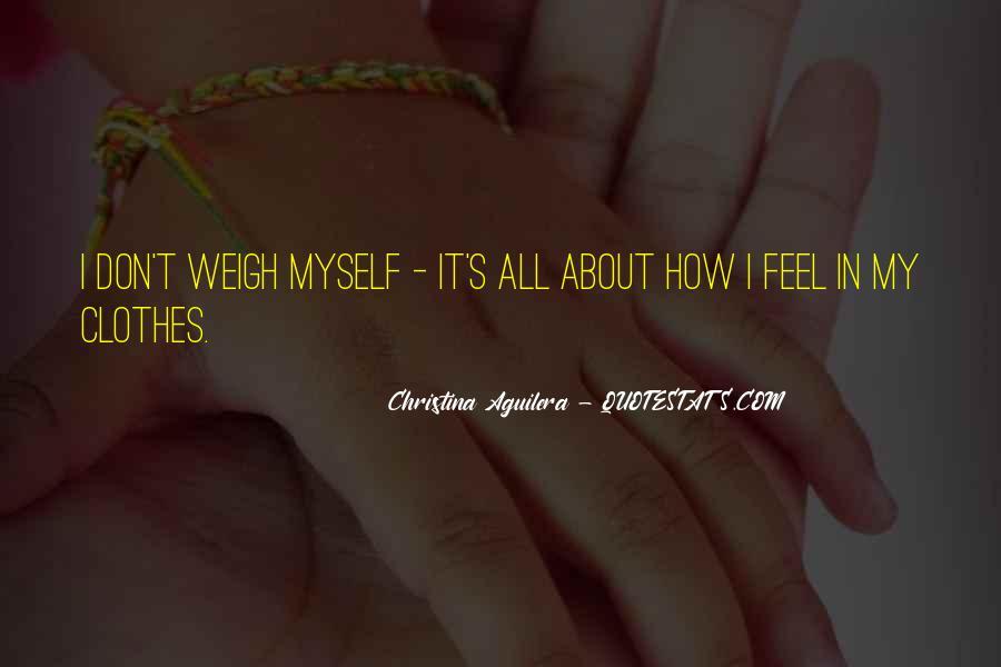 Christina Aguilera Quotes #1835355