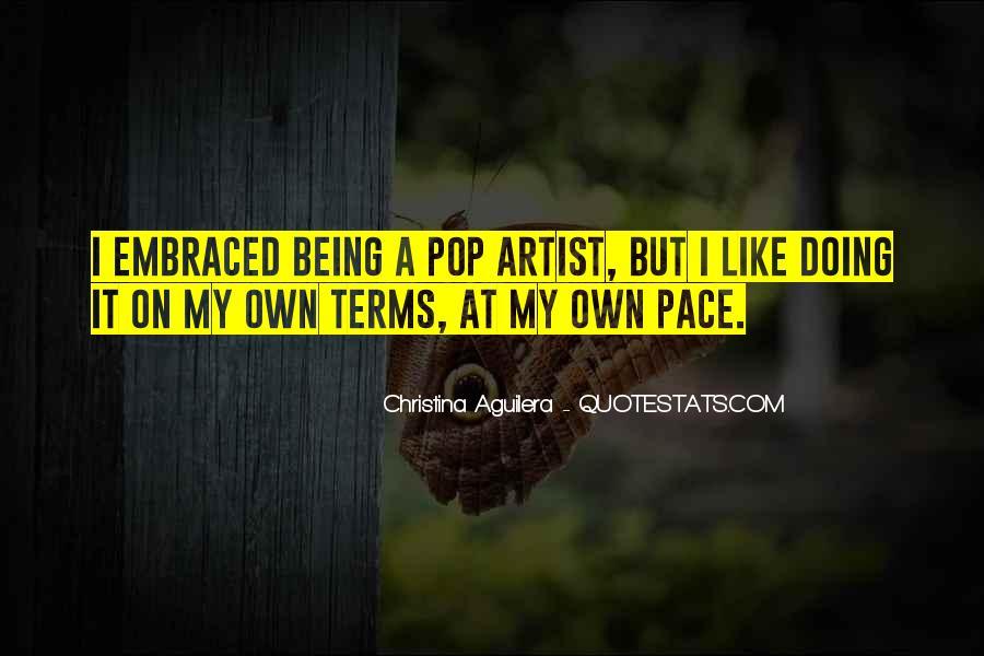 Christina Aguilera Quotes #187837