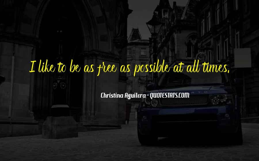 Christina Aguilera Quotes #297537
